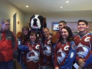 Landys Friends w Special Olympics Bernie 2