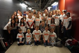 Pepsi Center Friends Volunteers 2