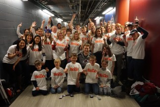 Pepsi Center Friends Volunteers 3